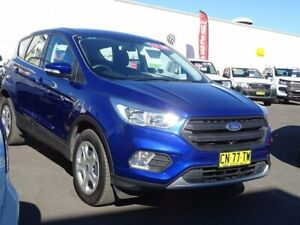2017 Ford Escape ZG Ambiente 2WD Blue 6 Speed Sports Automatic Wagon Albion Park Rail Shellharbour Area Preview