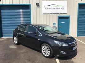 2010/10 Vauxhall Astra 1.6i 16v VVT ( 115ps ) 2010MY SE