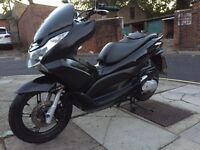 Honda PCX 125 2013 in good condition for sale £1550 no offers.