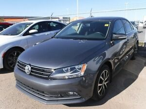2015 Volkswagen Jetta Sedan Comfortline - Power Sunroof, Bluetoo