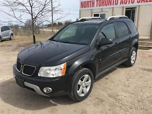 2008 PONTIAC TORRENT -  HEATED SEATS - POWER OPTIONS