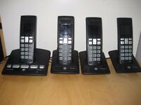 BT Edge 1500 Quad Phones
