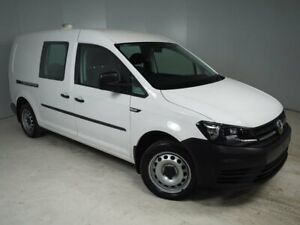 2017 Volkswagen Caddy 2KN MY18 TSI220 Maxi White 6 Speed Manual Van Mount Gambier Grant Area Preview