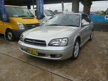 2000 Subaru Liberty MY01 GX (AWD) Silver 4 Speed Automatic Sedan Holroyd Parramatta Area Preview