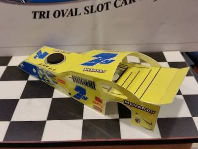 1/24 ASPHALT MODIFIED BODY # 7NY  - VERY SHARP -NEW