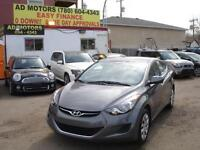 2011 HYUNDAI ELANTRA AUTO LOADED 80K-100% APPROVED FINANCING