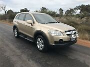 2008 Holden Captiva CG MY08 SX AWD Gold 5 Speed Sports Automatic Wagon Margaret River Margaret River Area Preview