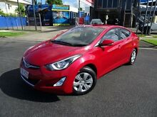 2014 Hyundai Elantra MD Series 2 (MD3) Active Red 6 Speed Automatic Sedan Parramatta Park Cairns City Preview