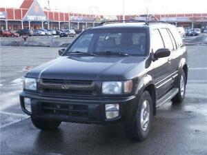 """1999 INFINITY QX4 """"AS-IS"""