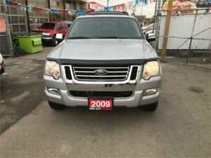 2009 Ford EXP Sport Truck 4x4 Limited 4 Dr 5 Passenger Certified