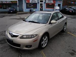 2007 Mazda Mazda6 GS with Auto starter and Sunroof !