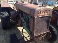 40's Oliver 80 tractor