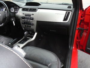 2008 FORD FOCUS SES LUXURY SPORET PKG-LEATHER-SUNROOF Edmonton Edmonton Area image 12