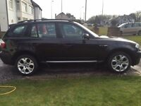 BMW X3 2 Litre Diesel low mileage for age