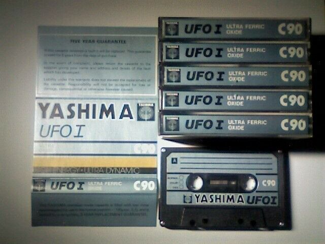 A2Z OF OBSCURE, SCARCE, RARE CASSETTE TAPES