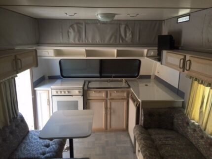 Pop Top Caravan Kalkie Bundaberg City Preview