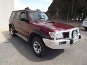 2000 Nissan Patrol GU II ST Red 5 Speed Manual Wagon Yarrawonga Moira Area Preview