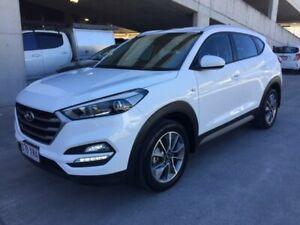 2017 Hyundai Tucson TL MY17 Active X 2WD White 6 Speed Sports Automatic Wagon Aspley Brisbane North East Preview