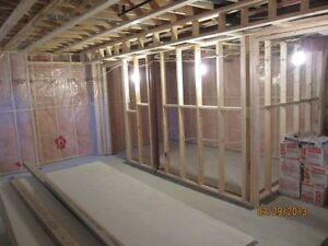Basement Renovation**Fully licensed, Low Price & Quality work **