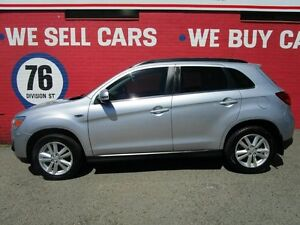 2014 Mitsubishi ASX XB MY14 Aspire 2WD Silver 6 Speed Constant Variable Wagon Welshpool Canning Area Preview