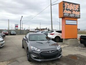 2013 Hyundai Genesis Coupe 2.0T Premium*NAVI*LEATHER*ONLY 117KMS