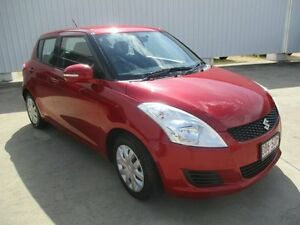 2012 Suzuki Swift Red Automatic Ayr Burdekin Area Preview