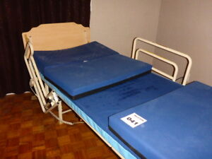 INVACARE HOSPITAL STYLE BED