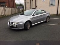 04 ALFA ROMEO GT COUPE LONG MOT STYLISH CAR GREAT DRIVE MAY P X