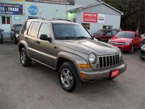2007 Jeep Liberty Sport|MUST SEE| NO ACCIDENTS| 4X4|NO RUST