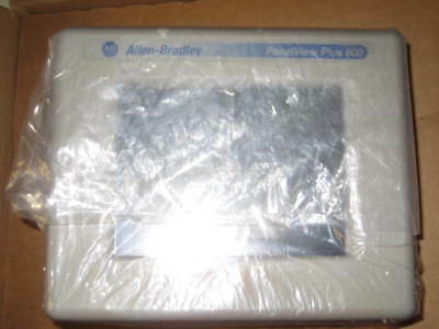 Allen-bradley Panelview Plus 600 Touchscreen 2711p-t6c20d8 Series A Refurb
