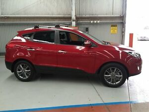2014 Hyundai ix35 LM3 MY15 Elite AWD Red 6 Speed Sports Automatic Wagon Maryville Newcastle Area Preview