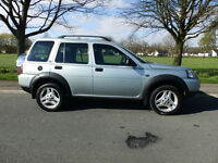 2006 06'reg Land Rover Freelander 2.0TD4 Freestyle **Auto**5 door
