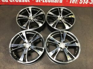 HONDA FAST MAGS ONLY 4X114.3 17INCH FOR SALE 17X7JJ