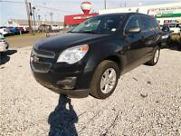 2013 Chevrolet Equinox LS  AWD Roomy and safe for the family