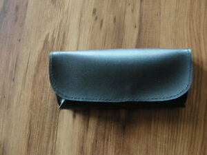 NEW eyeglass case with pill case