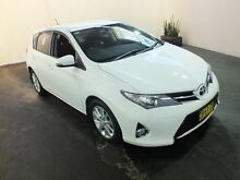 2014 Toyota Corolla ZRE182R Ascent Sport Glacier White 7 Speed CVT Auto Sequential Hatchback Clemton Park Canterbury Area Preview