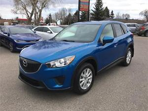 2013 Mazda CX-5 GX PUSH START BLUETOOTH