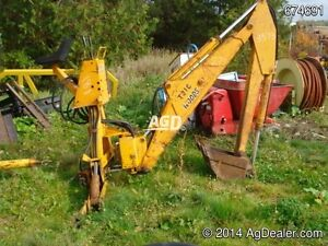 Woods T310 Backhoe for 3pth