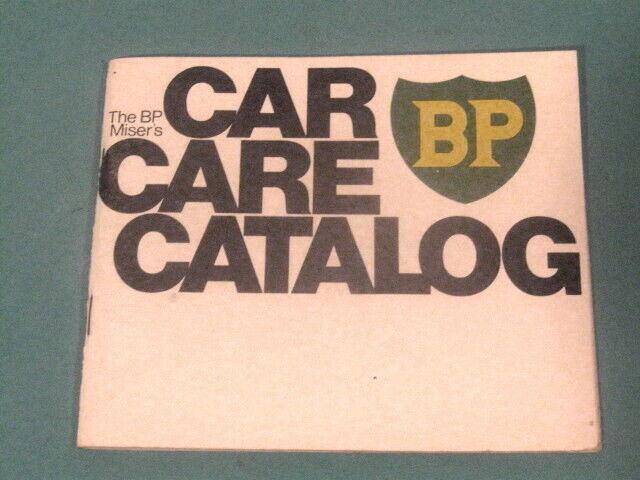 Vintage BP Miser