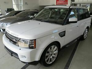 2012 Land Rover Range Rover Sport L320 13MY SDV6 CommandShift Luxury White 6 Speed Sports Automatic Albion Brisbane North East Preview