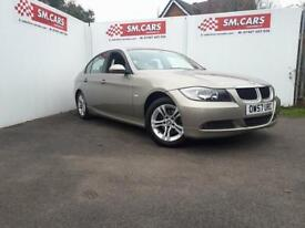 2007 57 BMW 320i 2.0 SE.STUNNING COLOUR,LOW MILEAGE & FULL SH,FINANCE AVAILABLE.
