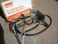 single Gas Burner - freestanding