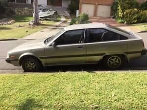 1983 Mitsubishi Cordia Hatchback - JAN 269 Lugarno Hurstville Area Preview