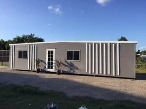 Portable Building / Relocatable Granny Flat / Tiny Home - 12mX3m Upper Caboolture Caboolture Area Preview