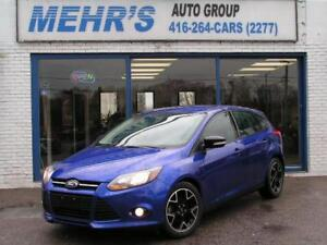 2014 Ford Focus SE H-back Bluetooth No Accident BLACK FRIDAY SAL