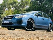 2013 Subaru Impreza MY13 2.0I (AWD) Blue Continuous Variable Hatchback Kenwick Gosnells Area Preview