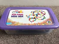Chad Valley 420 piece Bead Box Brand new with cellophane intact. Never opened.
