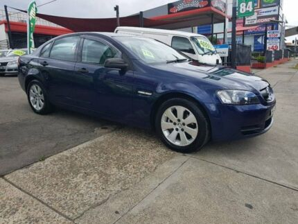 2007 Holden Commodore VE Omega Blue 4 Speed Automatic Sedan Homebush West Strathfield Area Preview
