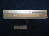 Panasonic VHS / DVD player / recorder.