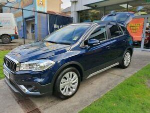 2019 Suzuki S-Cross JY Turbo Blue 6 Speed Sports Automatic Hatchback Croydon Maroondah Area Preview